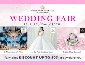 Chương Trình Wedding Fair